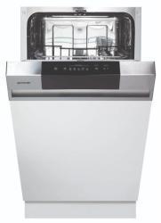 Gorenje GI 52010 X Mosogatógép 3 év teljes Gorenje garancia utalás esetén díjtalan szállítás